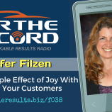 FTR 038 Jennifer Filzen