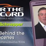 FTR 054 Roy Schnepper