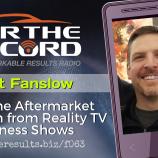 FTR 063 Matt Fanslow