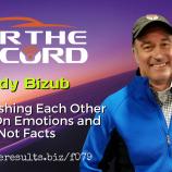 FTR 079 Andy Bizub