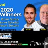 RR 606 AAPEX 2020 Award Winners