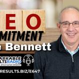 RR 647 Mike Bennett (1)