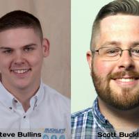 Steve Bullins & Scott Buckley v1