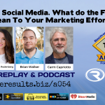 THA 054 Stay Up On Social Media. What do the Facebook Changes Mean To Your Marketing Efforts - SOCIAL v2