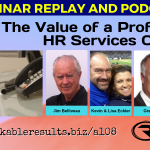 THA 108 The Value of a Professional HR Services Company SOCIAL