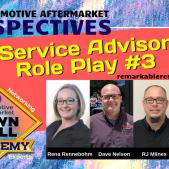 THA 130 Service Advisor Role Play 3 YouTube