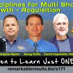 THA 171 Discipline for Multi Shop Growth - Acquisition POST