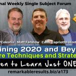 THA 173 Training 2020 and Beyone v2
