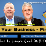 THA 183 Selling Your Business - The First Steps v2