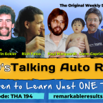 THA 194 Decade of the Eighties - Talking Auto Repair SOCIAL POST