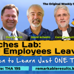 THA 195 Coaches Lab_ 5 Reasons Why Employee's Leave FINAL