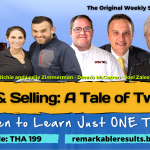THA 199 Buying and Selling FINAL