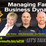 THA 218 Managing Family Business Dynamics 2